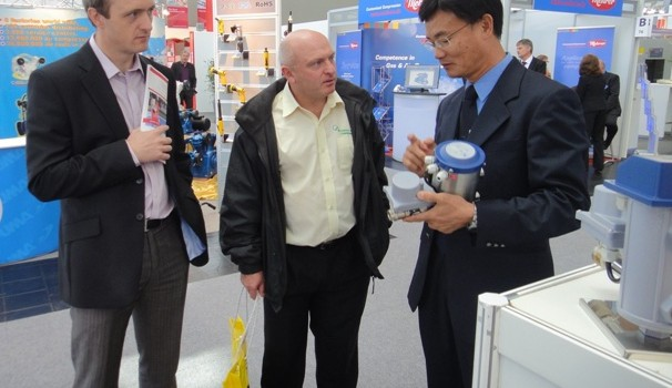 One of the best exhibition!!!  Hannover Messe 2011
