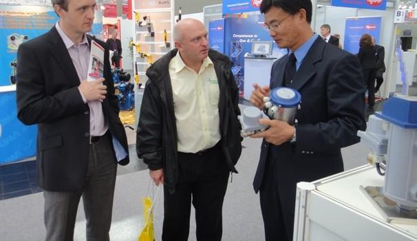 前進德國!! 本公司參加2011 年德國漢諾威工業展- Hannover Messe , 成果豐碩,佳評如潮
