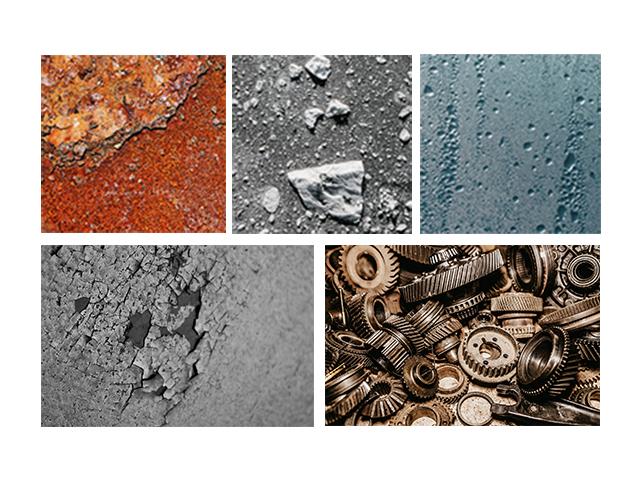 condensed water | rust